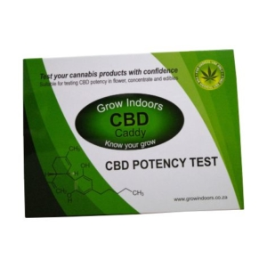 CBD potency test kit